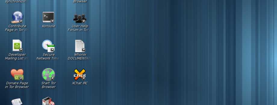 Whonix: sistema operativo para navegar anónimamente